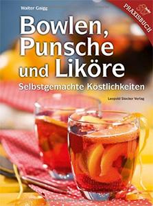 Buch: Bowlen, Punsche und Liköre