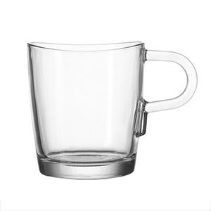 Hitzebeständiges Glas
