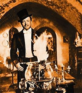 "Heinz Rühmann im Film ""Die Feuerzangenbowle"" (1944)"